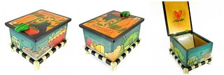 Sticks Recipe Box STK BOX014 at Smith Galleries