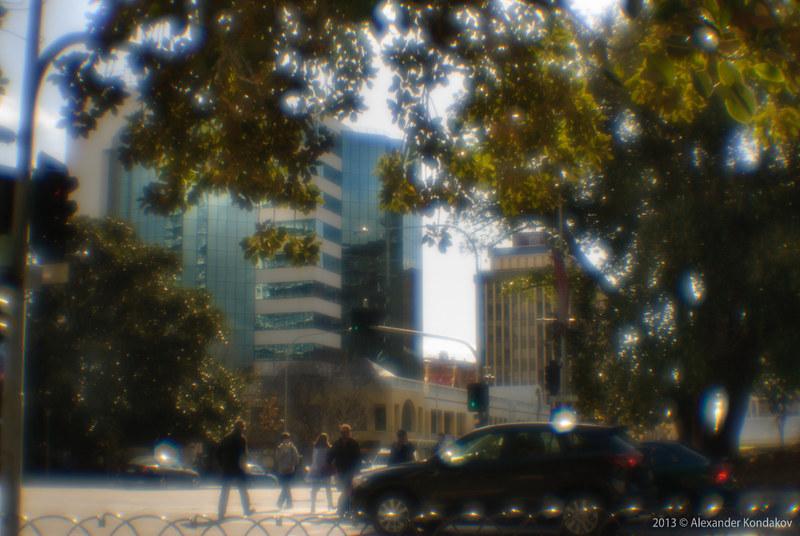 Adelaide, city, monocle