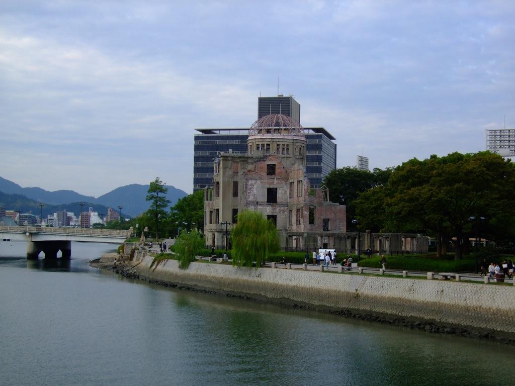 Hiroshima Bomb Dome 4