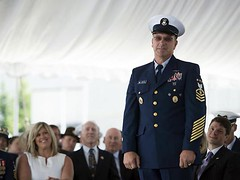 MCPOCG Leavitt attends D13 Change of Command