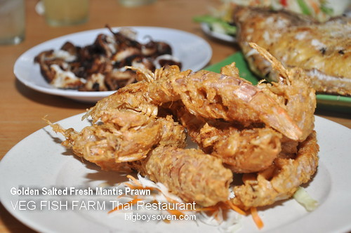 Veg Fish Farm Thai Restaurant Hulu Langat 2