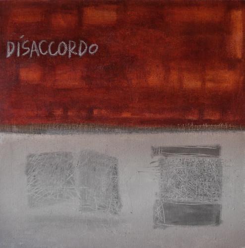 DISACCORDO by Irene Papini