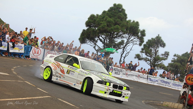 Perseo Arbelo - BMW M3