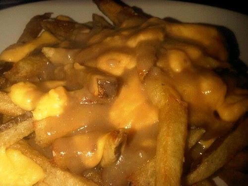 poutine at coopers tavern