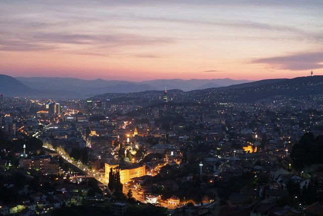Sarajevo by CC user zlakfoto on Flickr