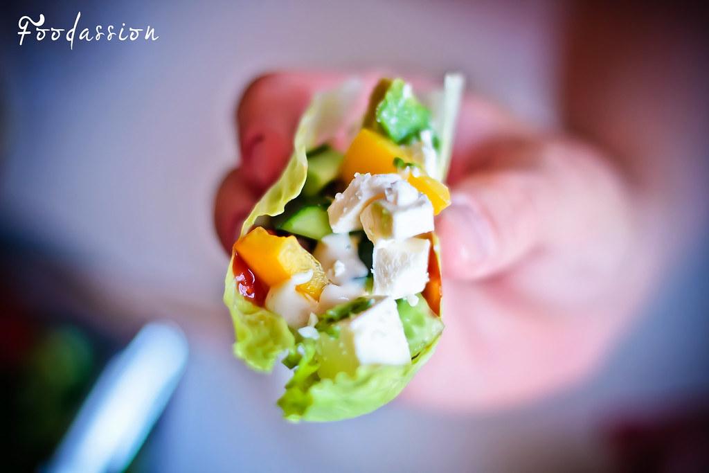 Salaattitaco