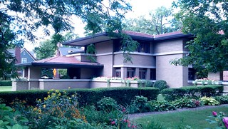 Frank Lloyd Wright - Meyer Mays home2