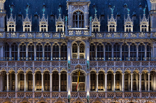 The King's House, Great Market, Brussels, Belgium