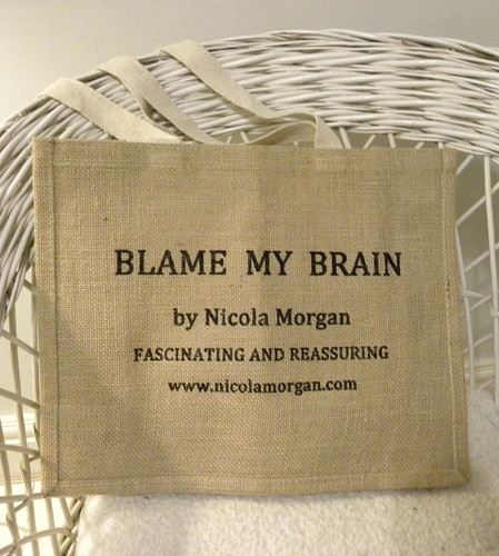Nicola Morgan, Blame My Brain