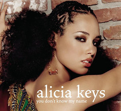 Alicia Keys – You Don't Know My Name