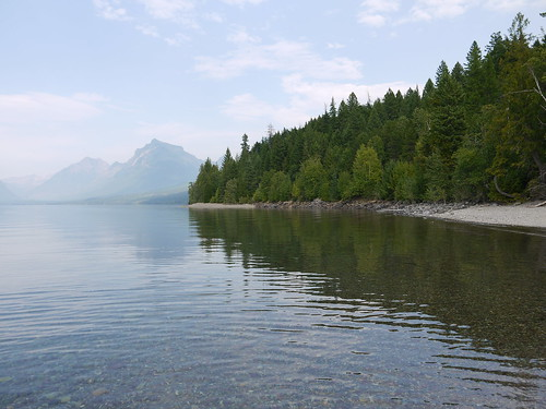Lake McDonald, Glacier Nat'l Park, MT