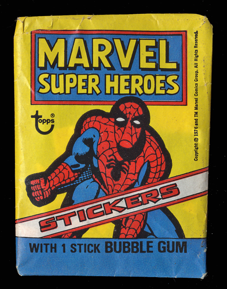 msh_bubblegum_00d Package - Spider-Man