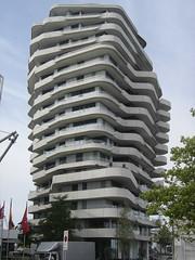 Hamburg: Marco Polo Tower