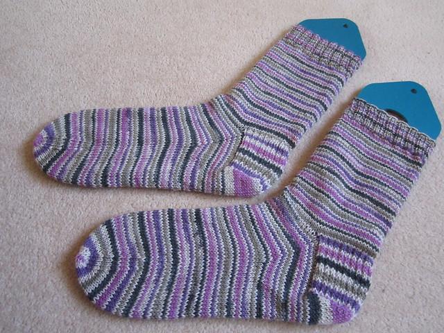 Charlotte's socks (1)