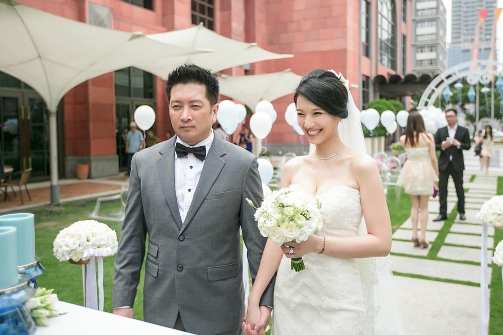 開文&美倫 浪漫婚禮 (9)