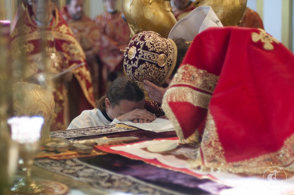 15 сентября 2013, Литургия в день тезоименитства протоиерея Богдана Сойко