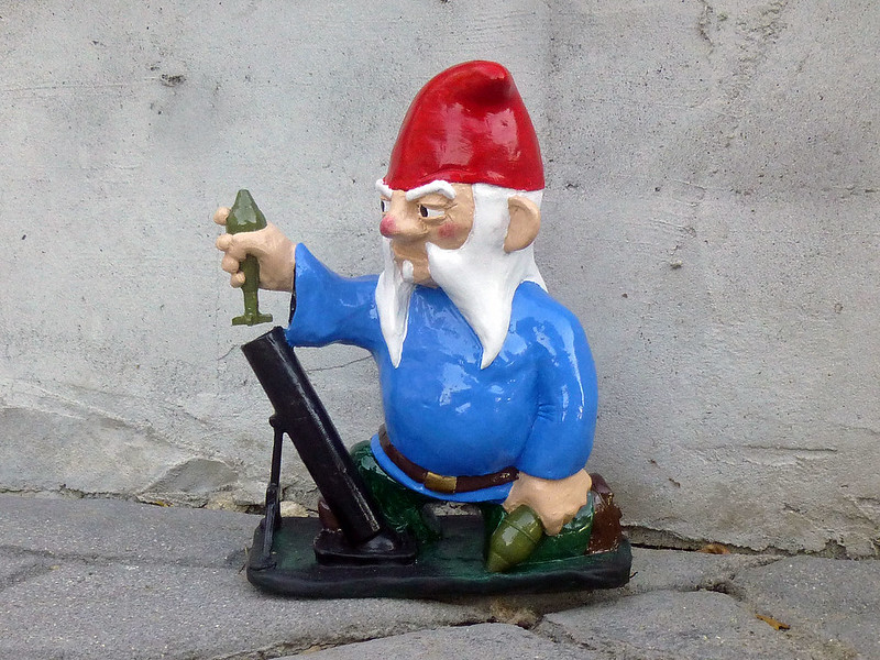 Mortar Gnome 4