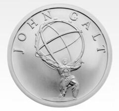 John Galt silver round