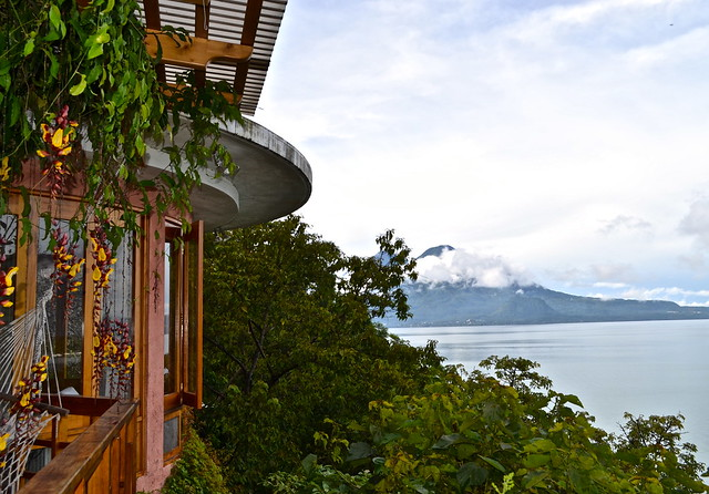 Views from Balam Ya, Luxury Villas, Lake Atitlan, Guatemala