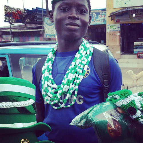 On the #streets in full force. In preparation for #octoberfirst aka #nigerianindependenceday #celebrations #independenceday