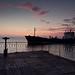 Early Morning Ship by Rob Pitt