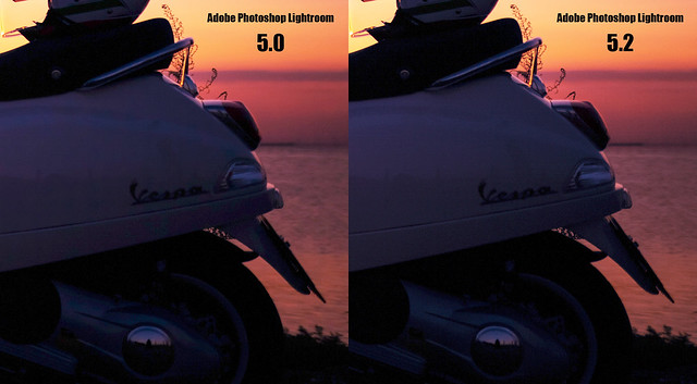 20131001_02_Adobe Photoshop Lightroom 5.0 vs 5.2