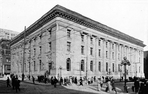 Seattle Post Office, 1912