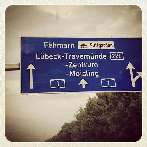 Lübeck wir kommen! Premiere!