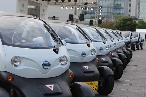 日産ニューモビリティコンセプト(New Mobility CONCEPT)