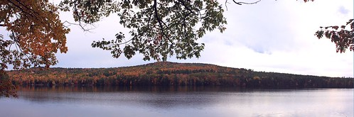 2013_1016West-Pond-Floliage-Pano0001 by maineman152 (Lou)