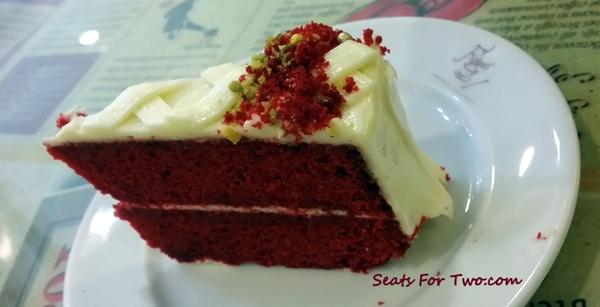 Figaro Red Velvet