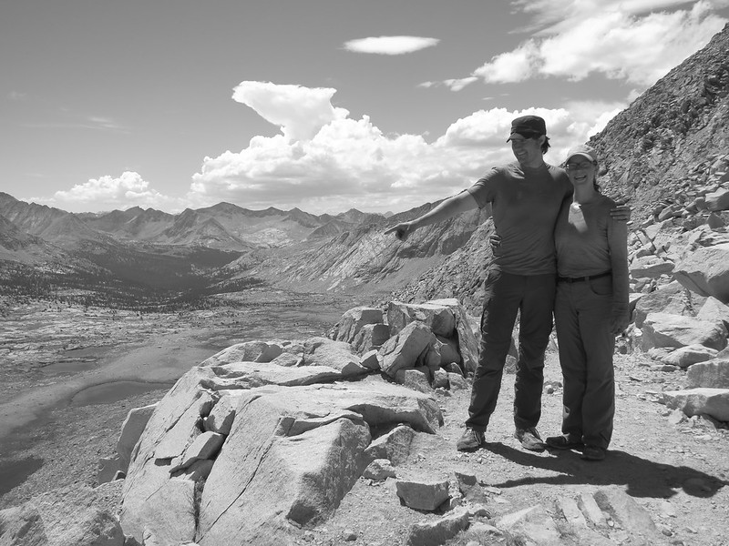 mather pass summit