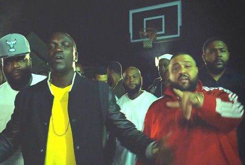 "New Video: DJ Khaled Feat. Scarface, Jadakiss, Meek Mill, Akon, John Legend, & Anthony Hamilton ""Never Surrender"""