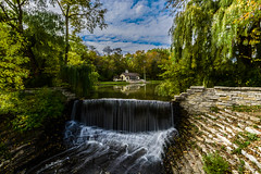 Autumn at the Mill Pond
