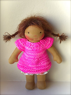 "8.5"" Floppy Doll: Lulah"