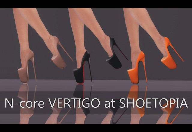 N-core VERTIGO at SHOETOPIA 2013