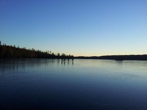 cbiong posted a photo:Fra skøytetur 28.11.2013.