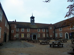 GOC Kew to Osterley 138: Osterley House Stables