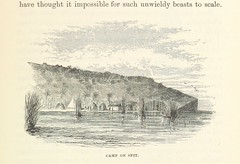 """British Library digitised image from page 245 of """"Across Africa, etc [With a map and plates.]"""""""