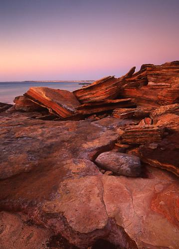 Gantheaume-Point-Sunset-Glow