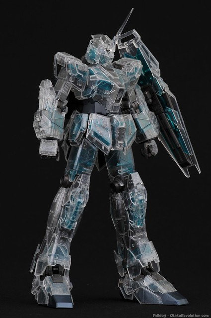 MG Clear Full Armor Unicorn - Snap Fit 16