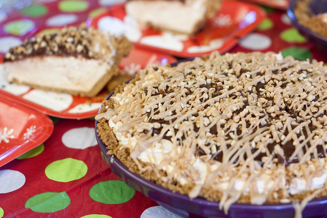 The Bread Basket Peanut Butter Pie