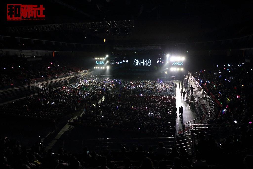 SNH48 广州万人演唱会