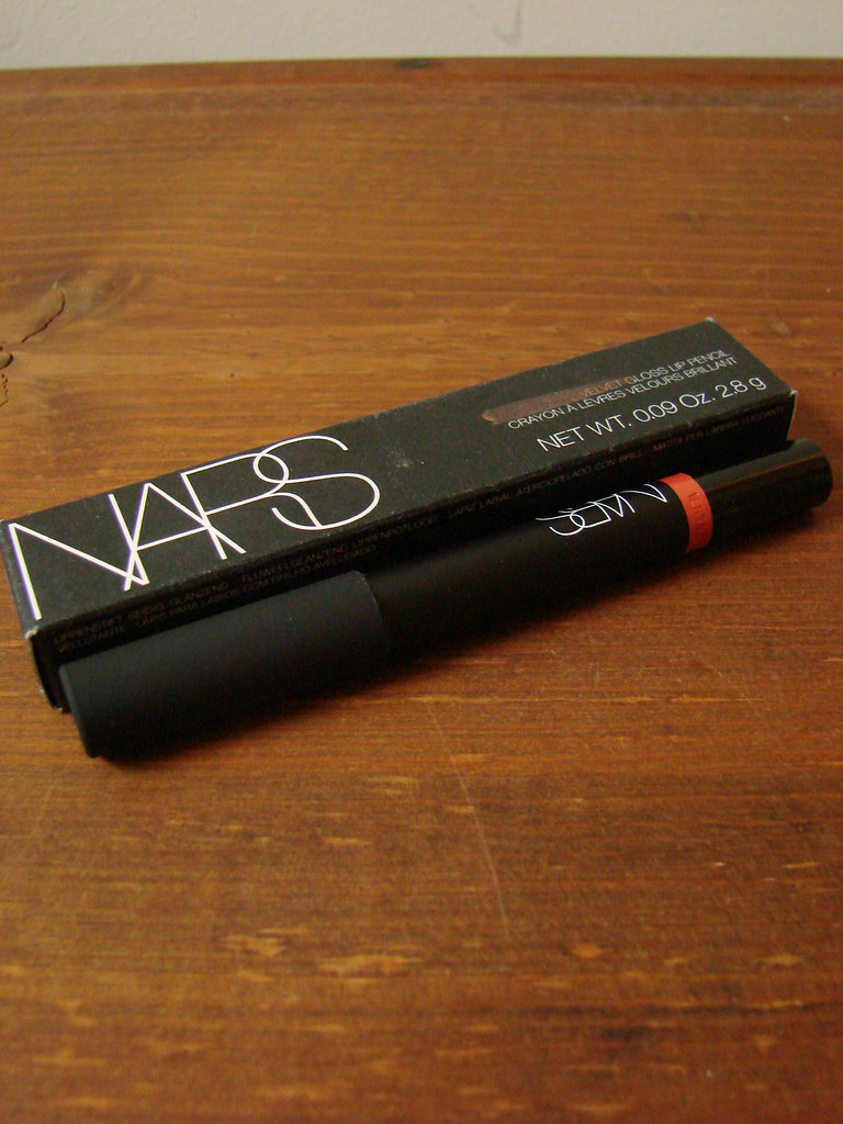 NARS Velvet Gloss Pencil Happy Days