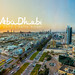Abu Dhabi Sunset by Abllo™