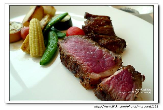 【台中食記】Hotel One頂餐廳乾式熟成牛排