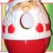 Skittles Santa dispenser by CheshireCat666