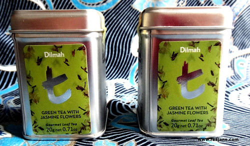 Dilmah Tea (can)
