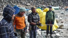 Island Peak Base Camp - szkolenie