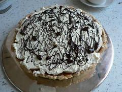 Chocolat & Banana Mud Pie 007